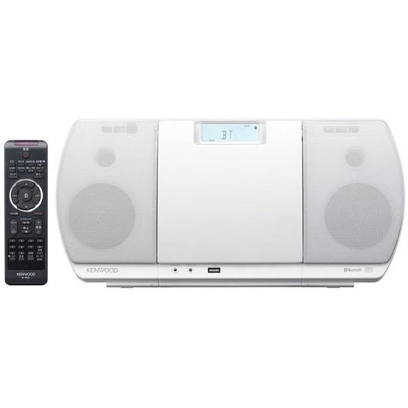 KENWOOD CR-D3-W ホワイト [パーソナルオーディオ...