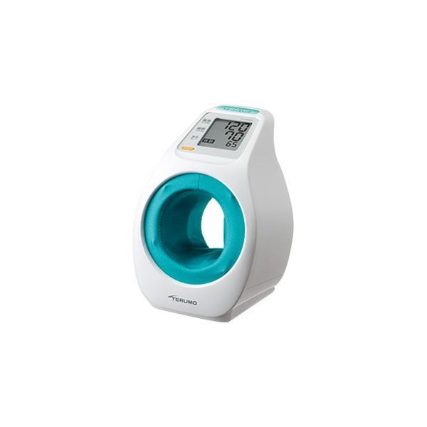 血圧計 テルモ 上腕式 アームイン ES-P2020ZZ 簡...
