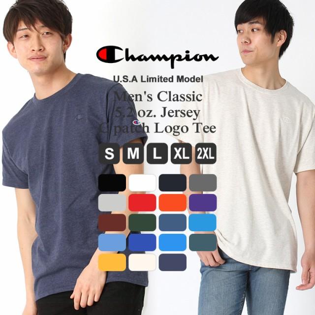チャンピオン Tシャツ 半袖 メンズ 大きいサイズ ...