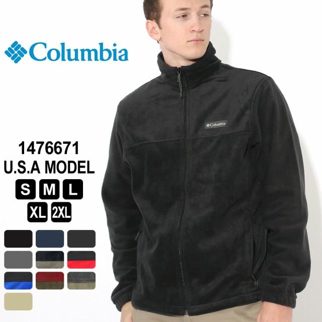 Columbia コロンビア ジャケット フリース フルジ...
