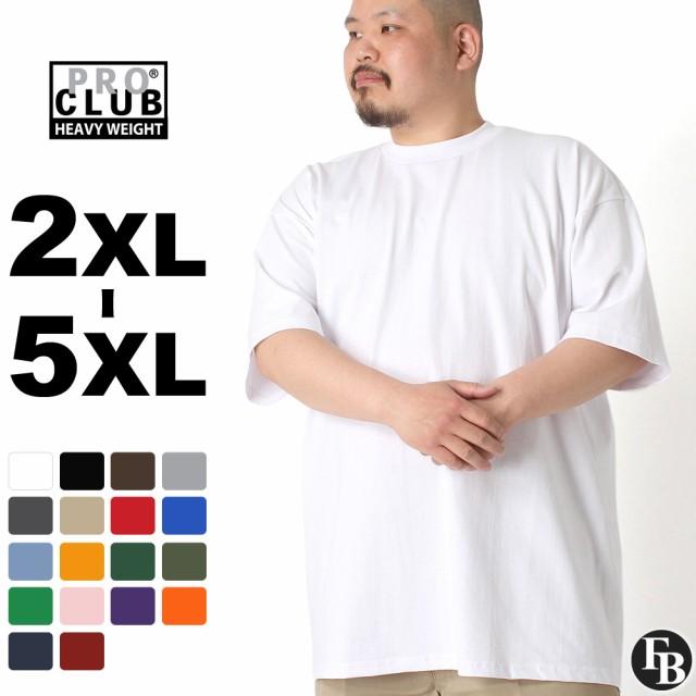 [ビッグサイズ] プロクラブ Tシャツ 半袖 クルー...