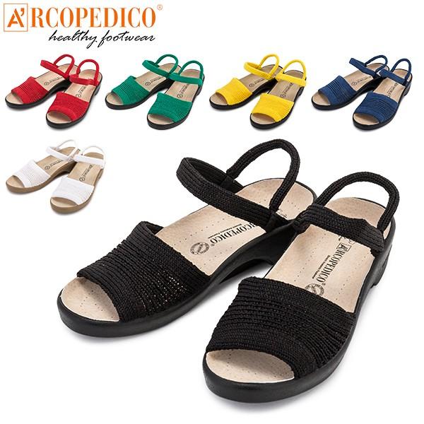 [あす着] アルコペディコ Arcopedico サンダル ...