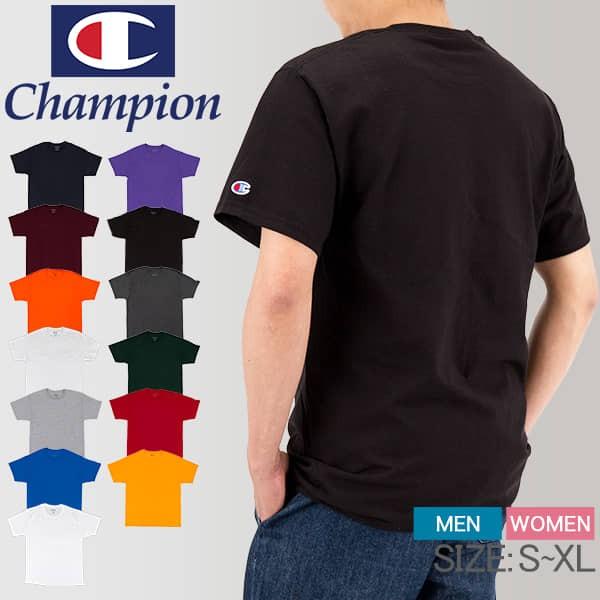 [あす着] チャンピオン Tシャツ Champion メンズ ...