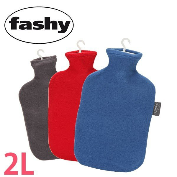[あす着] FASHY ファシー Fleece cover with hot ...
