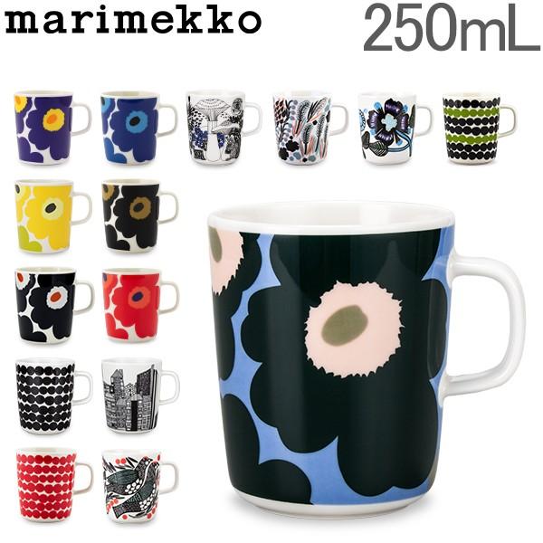 マリメッコ Marimekko マグカップ 250mL ウニッコ...