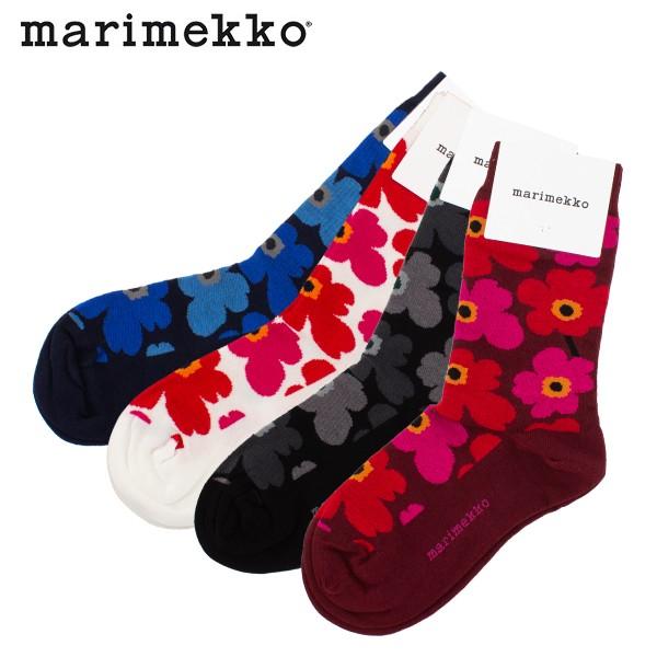 【国内検針済】 マリメッコ Marimekko 靴下 ウニ...