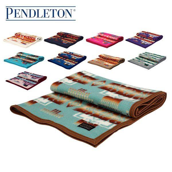 [あす着]ペンドルトン PENDLETON ブランケット チーフジョセフ ムチャチョ ベビーブランケット ウール&コットン ZD632 タオルケット