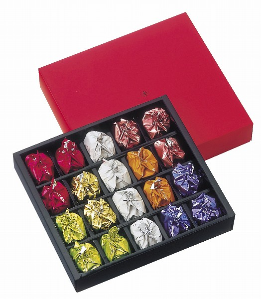 彩果の宝石 ときめきはんなりショコラ 20個入 季...