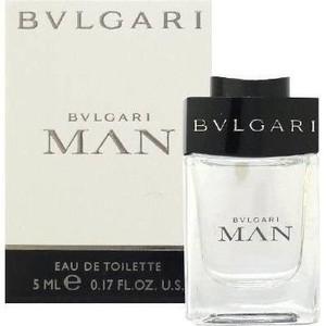 ブルガリ マン EDT 5ml BVLGARI メンズ ミニ香水