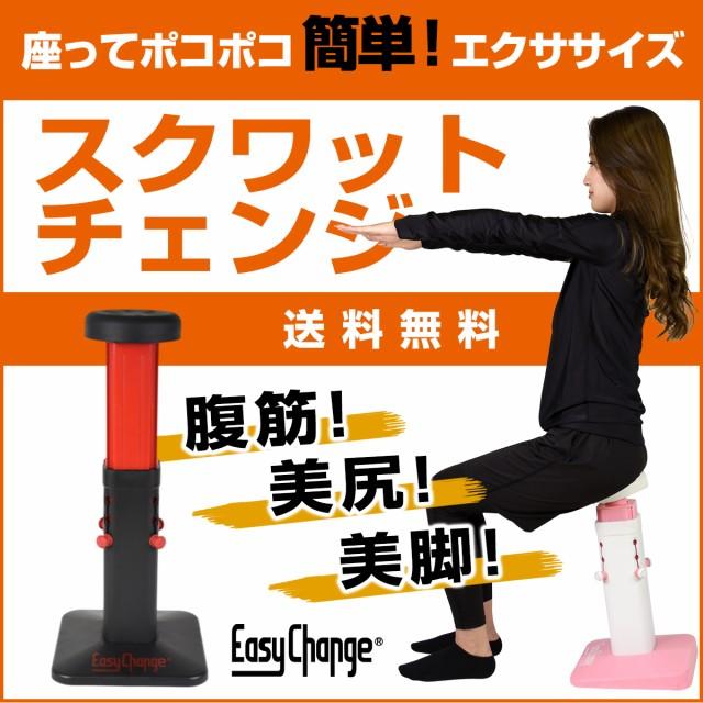 EasyChange スクワットチェンジ トレーニング ダ...