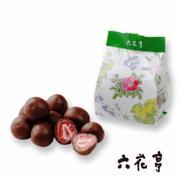 六花亭 ストロベリーチョコミルク 袋タイプ(6...