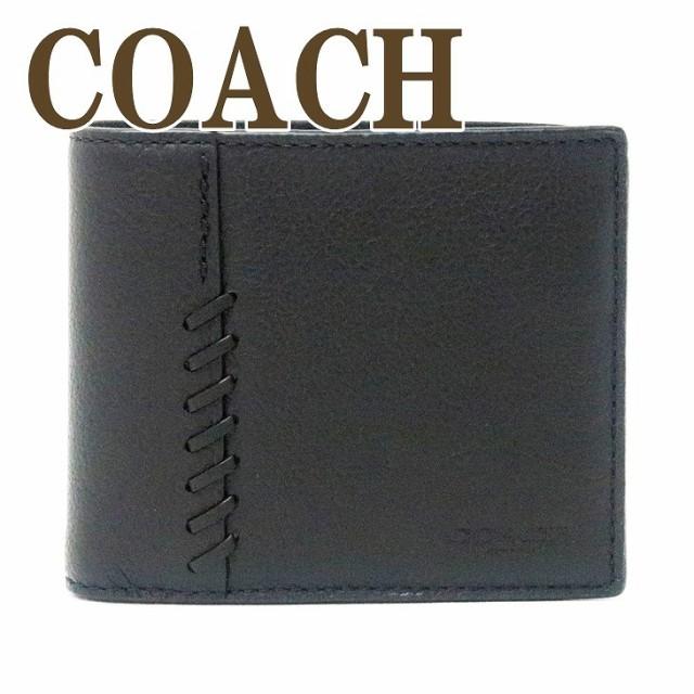 コーチ COACH 財布 メンズ 二つ折り財布 カードケ...