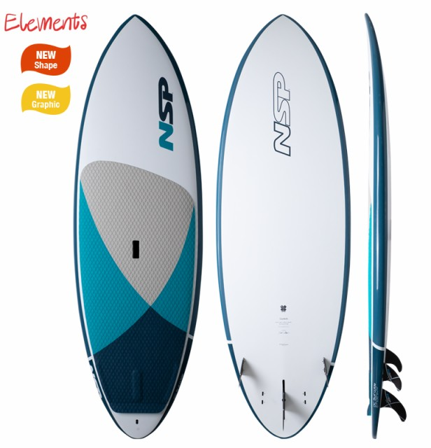 NSP SUP BOARD DC SURF サップボード ELEMENTS SU...