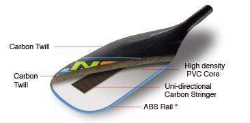 SUPパドル SPEEDSTER NSP Carbon Fixed 81 L-210c...