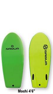 NANUM SOFT Surfboard NANUM Mochi 4.6◆スクール...