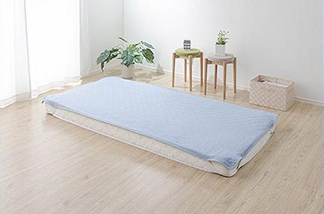 ひんやり敷パッド シングルサイズ b94-s bedpad...
