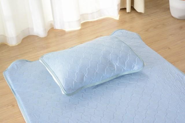ひんやり枕パッド Mサイズ b96-m_pillow-pad   ...