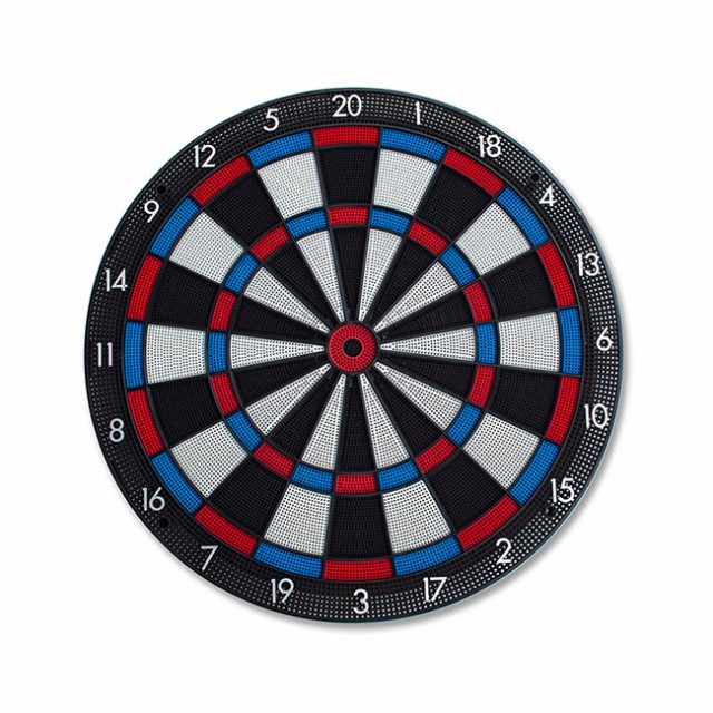 D.CRAFT DARTBOARD SPIDER PRO Blue/Red