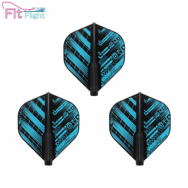 COSMO DARTS Fit Flight Printed Series Cyborg F...
