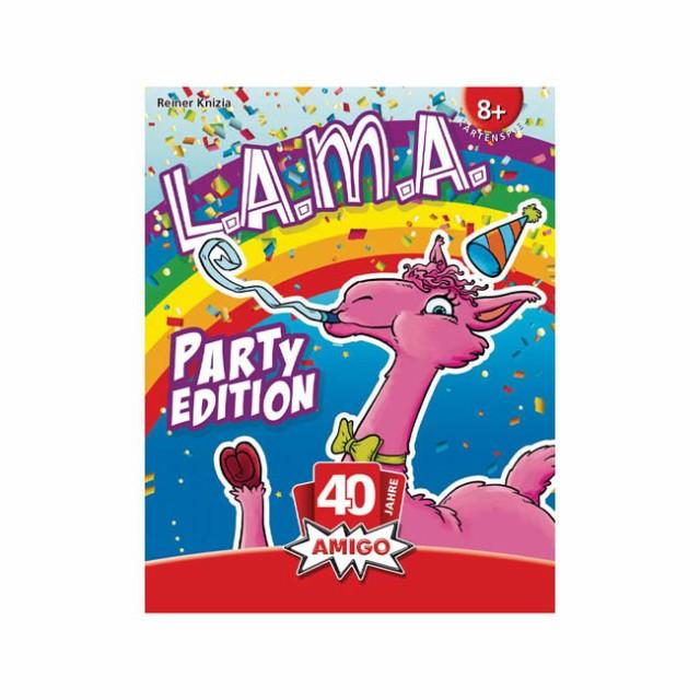 ラマパーティ L.A.M.A. Party edition 日本語解説...