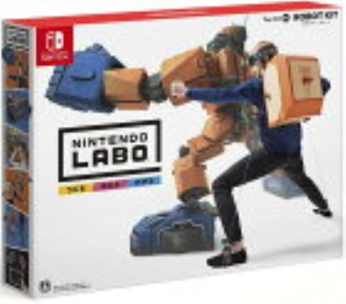 【新品Switch】Nintendo Labo (ニンテンドー ラボ...