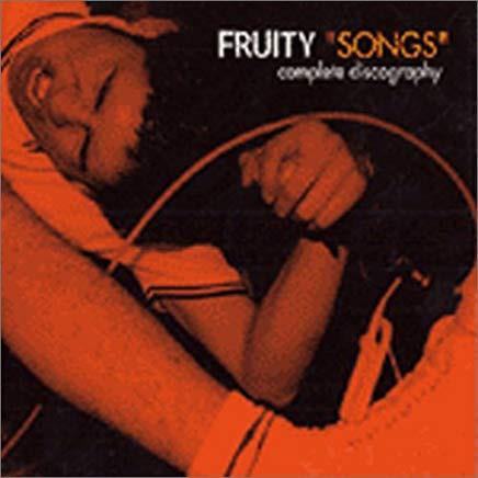 【中古CD】SONGS/FRUITY?【中古】[☆3][12222-45...