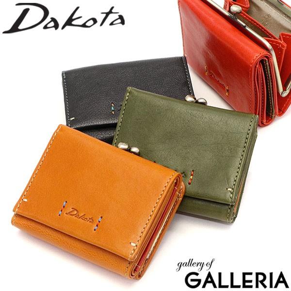 【商品レビューで+5倍】ダコタ 財布 Dakota 三つ...
