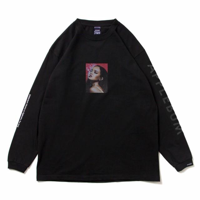 アップルバム APPLEBUM RIRI L/S Tee 長袖Tシャツ...