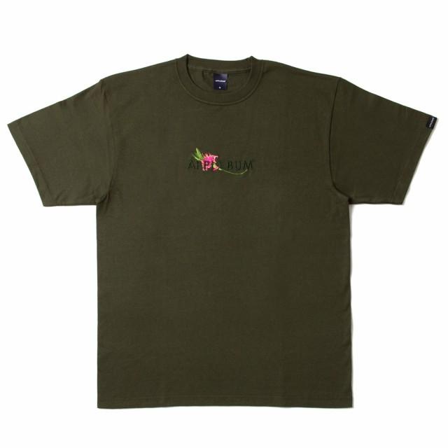 アップルバム APPLEBUM Flower Logo Tee Tシャツ ...