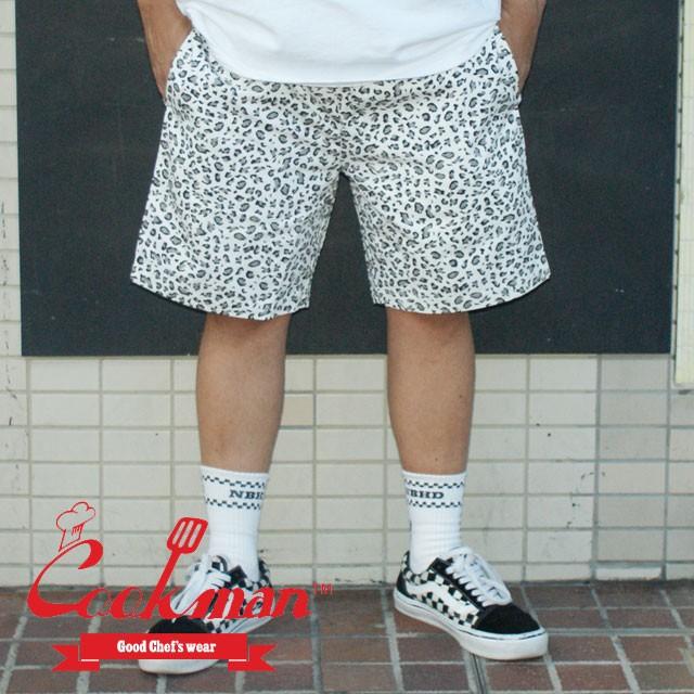 クックマン Cookman Chef Short Pants シェフパン...