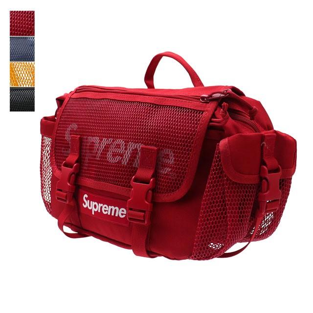 (2020新作)シュプリーム SUPREME 20SS Waist Bag ...