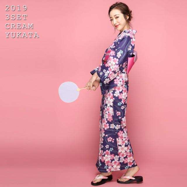 【2019 新作】浴衣 レディース セット レトロ 浴...