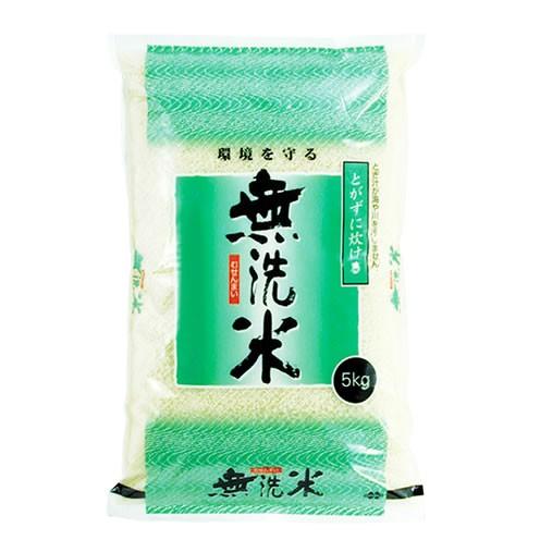 北海道で検査されたお米 「無洗米」グリーン白米 ...
