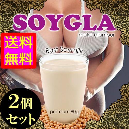 ●送料無料☆バスト用⇒豆乳ドリンク【ソイグラ ...