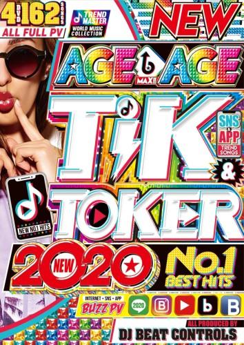 洋楽DVD MixDVD Age↑ Age↑ Tik & Toker 2020 / ...