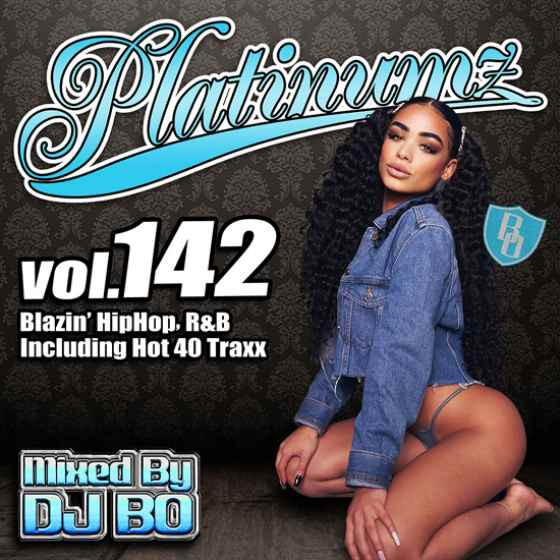 洋楽CD MixCD Platinumz Vol.142 / DJ Bo[M便 1/1...