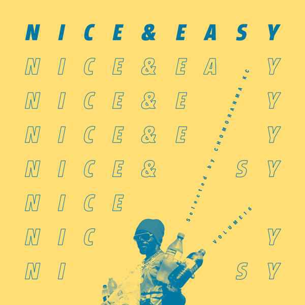 洋楽CD MixCD Nice & Easy Vol.16 / Chomoranma S...