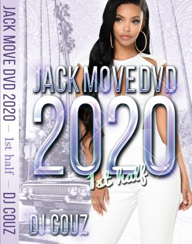 洋楽DVD MixDVD Jack Move DVD 2020 1st Half / D...