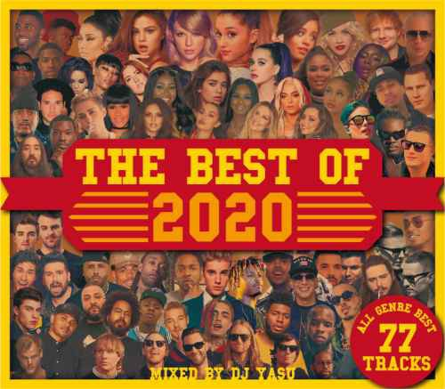 【洋楽CD・MixCD】The Best Of 2020 -All Genre B...