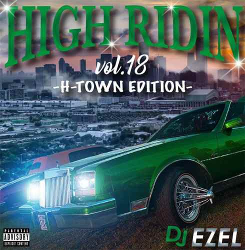 洋楽CD MixCD High Ridin Vol.18 / DJ Ezel[M便 2...