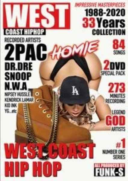 洋楽DVD MixDVD West Coast HIP HOP / Funk-S[M便...