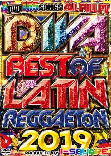 【洋楽DVD・MixDVD】Diva Best Of Sexy Latin Reg...