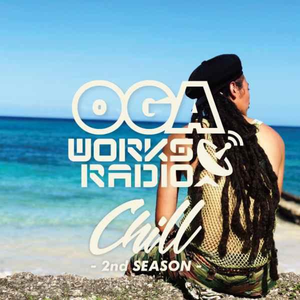 洋楽CD MixCD Oga Works Radio Mix Vol.15 -Chill...