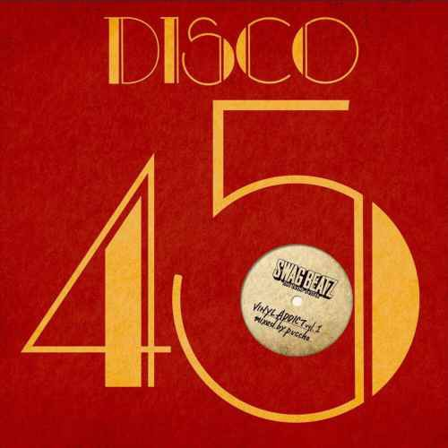 【洋楽CD・MixCD】Vinyl Addict Vol.1 -Disco 45 ...