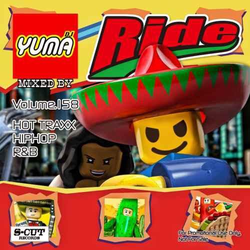 【洋楽CD・MixCD】Ride Vol.158 / DJ Yuma[M便 2/...