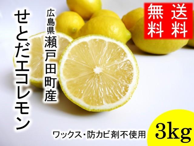 【送料無料】産地直送 瀬戸田産レモン「せとだエ...