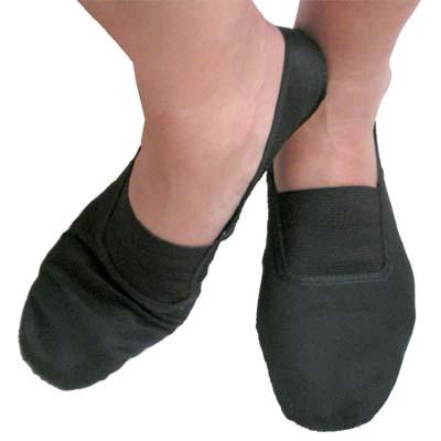 ブタ革底武術靴 (功夫)黒(ネコポス便可) 靴,中...