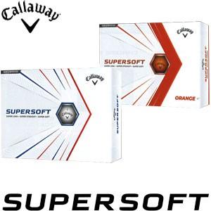 キャロウェイ スーパーソフト ゴルフボール [12球...