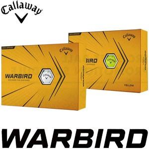 キャロウェイ WARBIRD ゴルフボール [12球入り]