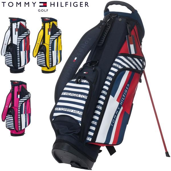 トミーヒルフィガー ゴルフ キャディバッグ THE T...